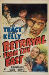 Betrayal from the East 1945 DVD - Lee Tracy / Nancy Kelly